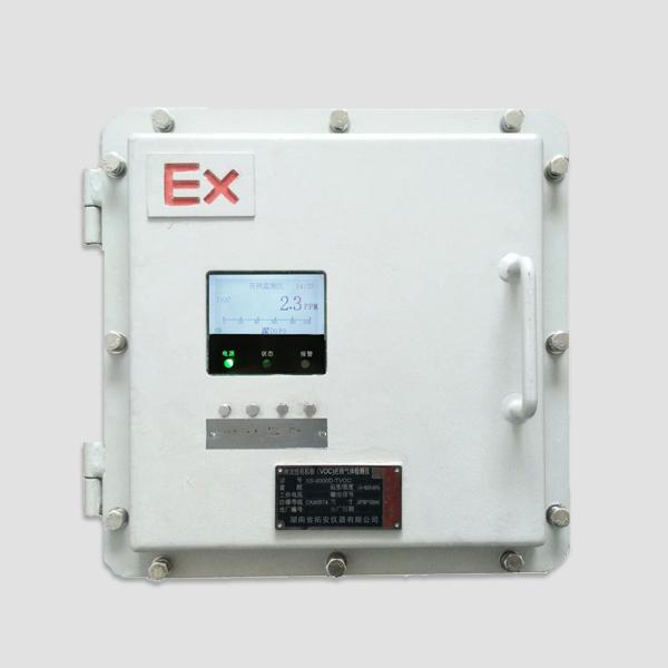 壁挂式气体检测仪