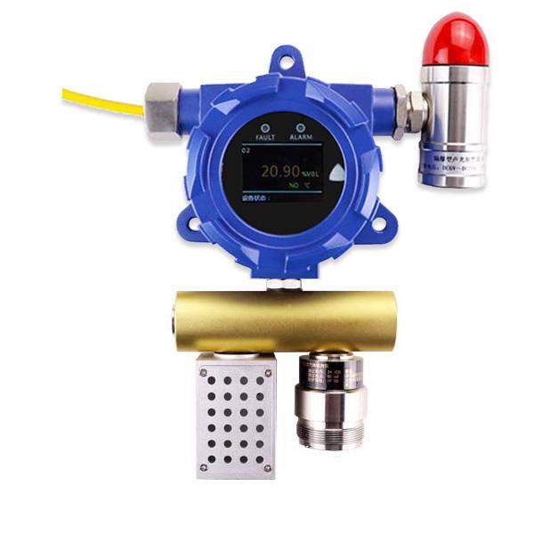 固定式六氟化硫 氧气检测仪