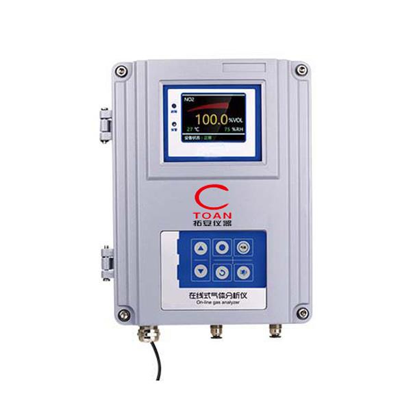 在线泵吸式臭氧检测仪-臭氧泄露探测器-O3浓度分析仪
