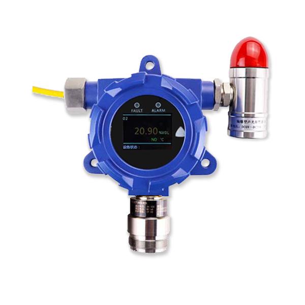 固定式臭氧检测仪-固定式O3检测器-固定式臭氧泄露报警器