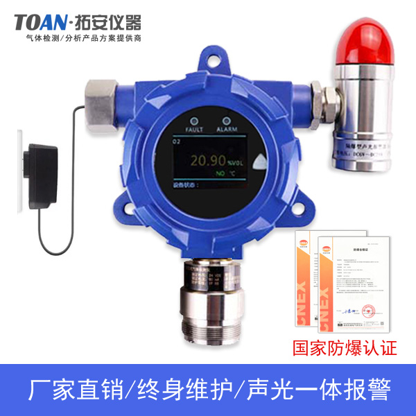 固定式气体检测仪