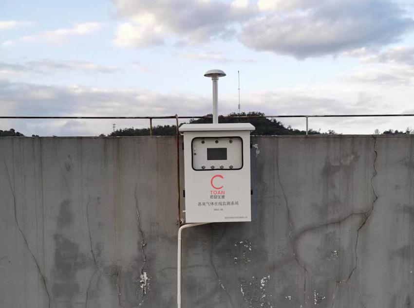 厂界恶臭气体监测应用案例,恶臭气体检测系统-湖南拓安官网