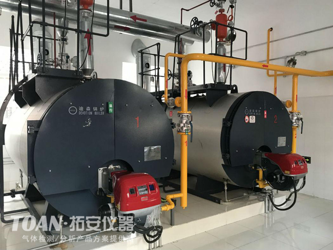 锅炉房安装防爆型气体检测仪的重要性-湖南拓安仪器
